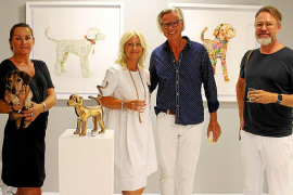 'Nice dogs' en Ahoy! Art Gallery