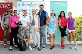Desfile de Lotusse en el Arabella Golf Mallorca