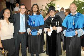 Acto de apertura de curso en la Universitat de les Illes