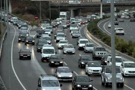Cort vacía de coches el centro de Palma a favor de la sostenibilidad