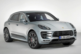 Porsche Macan Turbo con 'Performance Package'