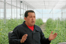 Hugo Chávez responde sobre Cubillas: «A palabras necias, oídos sordos»