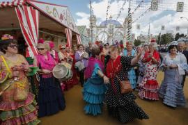 Más de 17.000 sevillanos han votado en la consulta sobre si alargar la Feria de Abril