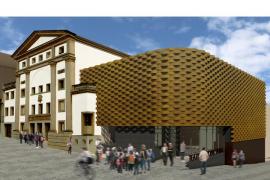 El Ajuntament de Inca presenta un nuevo proyecto de reforma del Teatro Principal