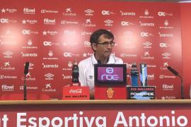 Vázquez sobre el partido contra el Tenerife: «Será un encuentro más táctico y técnico que físico»