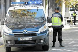 Detenidos dos menores tras atracar a una mujer de 73 años en Palma