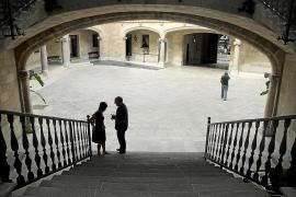 Tres años de cárcel por agredir con un machete a un hombre en un piso de Palma