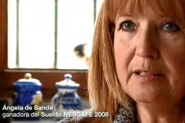 Una ganadora del sueldo de Nescafé, condenada a devolver una ayuda social