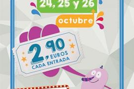 En octubre vuelve la Fiesta del Cine con entradas a 2,90