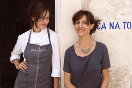 Maria Solivellas y Teresa Solivellas