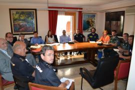 La Junta de Seguridad de Manacor se centra en la problemática de Cala Varques