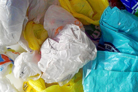 Los comercios de Palma no podrán dar bolsas de plástico a partir del 1 de enero de 2018