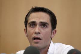 La AMA precisa que la autotransfusión de Contador no está confirmada