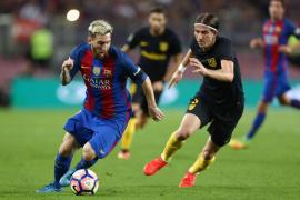 El Atlético gana un punto ante el Barça