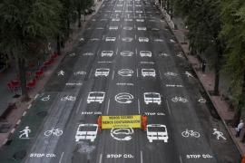 Greenpeace reclama menos protagonismo para el automóvil en el Día Sin Coches