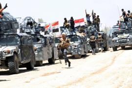 Decenas de terroristas del Estado Islámico mueren en los últimos combates contra el ejército iraquí
