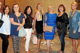 El Centro de Cultura Militar se suma a la Nit de l'Art con obras de Cati Gelabert Niell y Leandro Sánchez