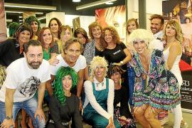 Llongueras presenta sus nuevos estilismos con arte y música