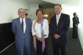 Entrega de los premios Paulí Buchens y Conselleria de Turisme