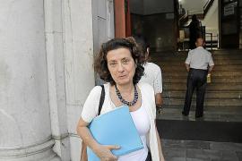 Fina Santiago confirma las irregularidades en un piso de acogida que financió el Govern