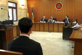 Un joven niega en el juicio que intentara violar a una chica de madrugada en Palma
