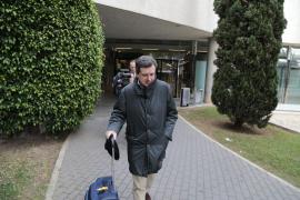 El Govern desconocía la decisión de la Abogacía de Balears sobre Matas