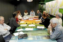 Los comerciantes de la Platja de Palma se oponen a su traslado a segunda línea