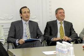 Bauzá consulta a sus «barones» si aceptan que Pere Rotger sea candidato al Consell
