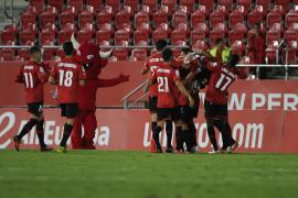 El Mallorca busca puntos de tranquilidad ante el UCAM Murcia