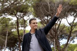Sánchez ofrece a Podemos y Ciudadanos «generosidad» para formar un gobierno alternativo