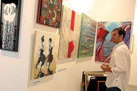 Las galerías de Mallorca promocionan a sus artistas en Estampa