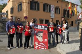 Las Juventudes del PSIB lanzan la campaña «¿Dónde está Bauzy?»