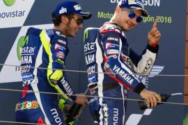 Lorenzo, en Aragón: «Es de los segundos puestos que más he disfrutado»