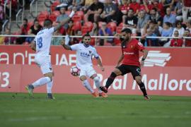 El Mallorca, con un empate a cero ante el UCAM Murcia, sigue sin convencer