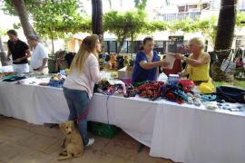 Éxito de participación en la fiesta de SOS Animal Mallorca en Portals
