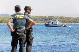 Un alemán de 37 años muere al lanzarse al mar desde las rocas en s'Amarador