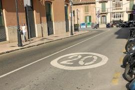 Vivero y Rafal, primeros barrios fuera de Avenidas en tener limitación de velocidad