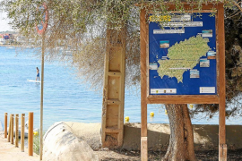 Denuncian la escasez de rampas de varada en la isla para embarcaciones de recreo
