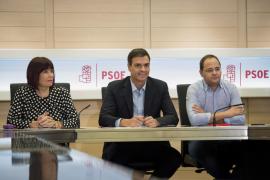 Sánchez anuncia su intención de convocar un congreso con primarias en octubre