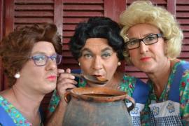 El 'Gran Buffet Ca Ses Brutes' de Diabéticas Aceleradas visita Trui Teatre