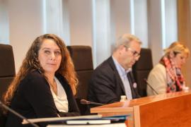 PLENO DEL CONSELL DE IBIZA. Viviana de Sans, Vicepresidenta Consell