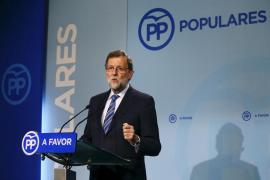 Rajoy insiste en la formación de un Gobierno «estable y moderado»