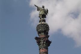 La CUP de Barcelona quiere retirar la estatua de Colón por ser un símbolo imperialista