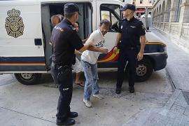 Prisión para el detenido por apuñalar a su hermano en un bar de Son Gotleu