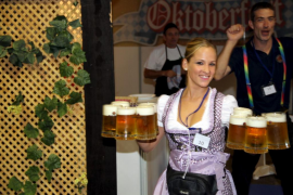 Oktoberfest 2016, la cerveza alemana vuelve a Santa Ponça