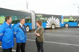 Calvo no podrá comprar cien autobuses por falta de apoyos