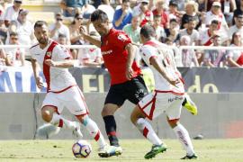 Santamaría y Juan Rodríguez, bajas para el partido contra el Lugo