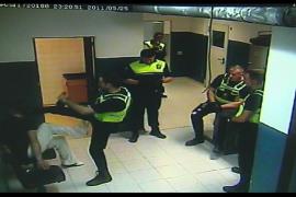 Confirmada la condena a cuatro policías locales de Palma por la agresión a un detenido en los calabozos