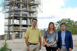 La rehabilitación del depósito de agua del Serralt costará unos 50.000 euros