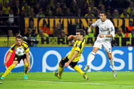 Schurrle castiga al Madrid, que sigue sin ganar en Dortmund (2-2)